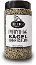 Hilltop Foods Everything Bagel Seasoning Blend 9 Ounce