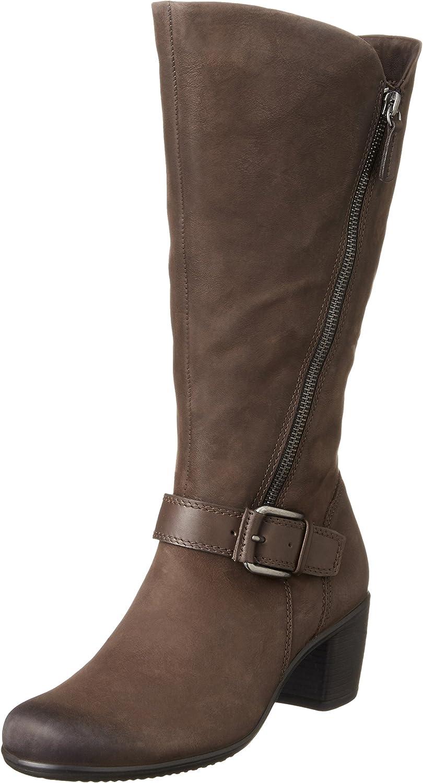 ECCO Footwear Women's Touch 55 Tall Buckle Boot