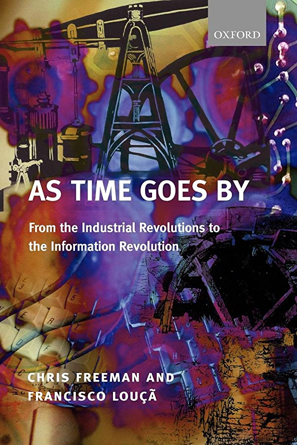 蜂広告タイピストAs Time Goes by: From the Industrial Revolutions to the Information Revolution