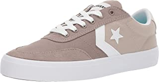 Converse Courtlandt Unisex Sneakers, Papyrus/Sepia Stone/White, 7 US