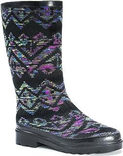 حذاء المطر نسائي Anabelle من Muk Luks