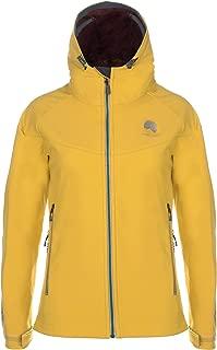 MISHMI TAKIN Qaras Waterproof, Windproof, High Loft Fleece-Lined Softshell Women's Jacket (Seams NOT Taped)