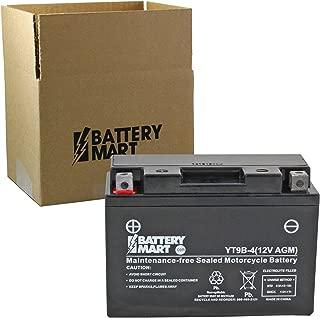 Best lt9b 4 battery Reviews