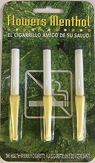 The Flower E09632, Pack De 3 Cigarrillos