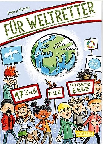 Books By Petra Klose Alexander Von Knorre_fuer Weltretter 17 Ziele ...