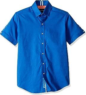 Robert Graham Men's Bozeman S/S Woven Shirt