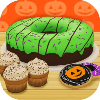 Baker Business 2: Cake Tycoon - Halloween Edition