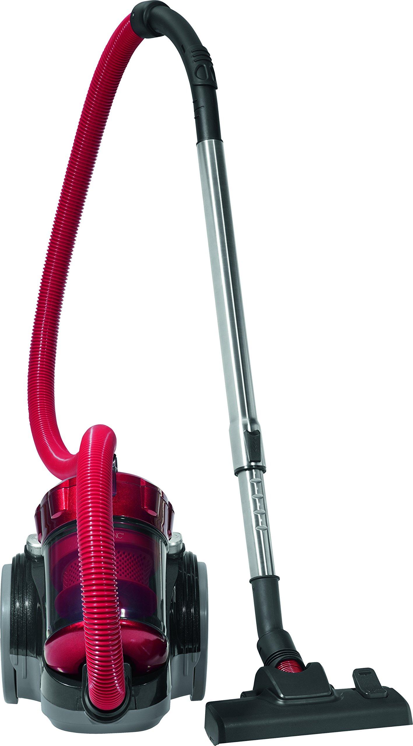 Clatronic BS 1302 Aspiradora ciclónica sin bolsa potente, radio de ...