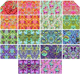Tula Pink All Stars Fabric - Complete Collection Fat Quarter Bundle