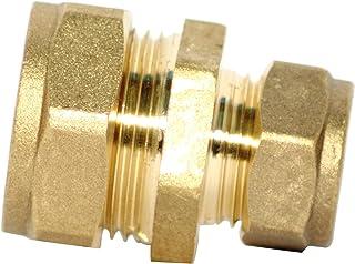 Plumb-Pak reduktor kompresyjny prosty 22 x 15 mm