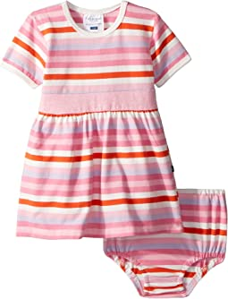 Toobydoo Love Pink Party Dress (Infant/Toddler)