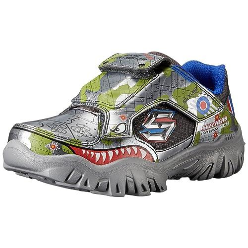 799fe688c03 Skechers Kids Damager III Game Kicks 2 Sneaker (Little Kid)