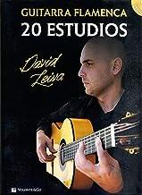 LEIVA PRADOS D. - Estudios 20 para Guitarra Flamenca TAB Inc.CD y ...