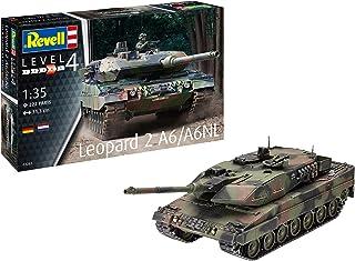 Revell Revell 03281 3281 fordon 135 03281 Leopard 2A6 A6Nl, REV-03281