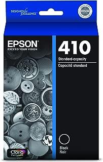 Epson 410 Ink Cartridge, Black