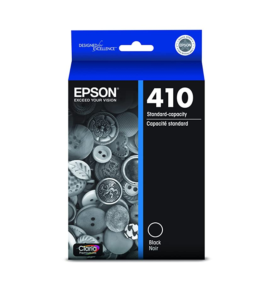 Epson 410 Ink Cartridge, Black