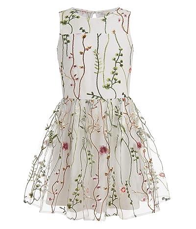 Calvin Klein Sleeveless Garden Dress