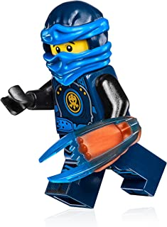 LEGO NinjaGo MiniFigure - Jay (Hands of Time w/ Copper Time Blade) 70622