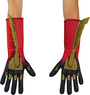 Sideswipe Transformers Animated Robots In Gloves, One Size Child, One Color