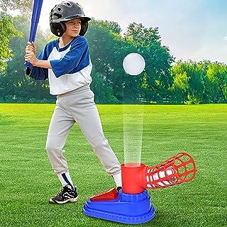 MJARTORIA 野球セット おもちゃ 野球バット ベースボール スポーツゲーム 子供用おもちゃ キッズ野球 室内室外適用 クリスマスプレゼント ギフト
