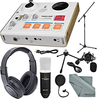 podcast equipment bundle