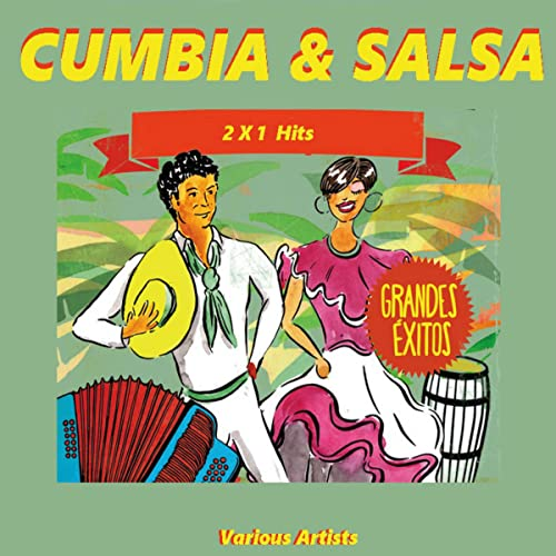 Cumbia & Salsa 2x1 Hits by Various artists on Amazon Music
