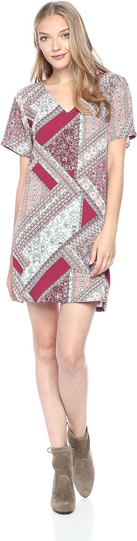 MINKPINK Womens Florence Printed Tee Dress Dress