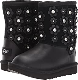 UGG Kids - Classic Short II Petal (Toddler/Little Kid)