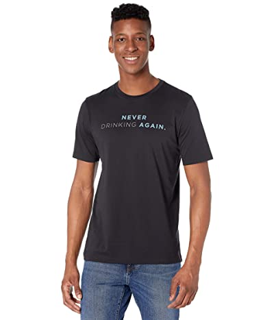 TravisMathew Finest Bottle T-Shirt (Black) Men