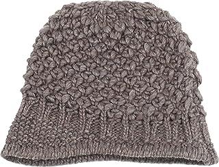 Nero Giardini A669214D Bonnet pour Femme - Gris Tourterelle PZ EU