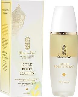 Master Lin Gold Body Lotion, 1er Pack (1 x 120 ml)