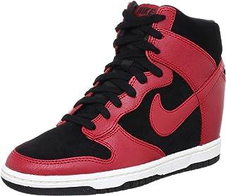 chaussures de séparation 51dc0 895ed Amazon.fr : basket a talon compense nike