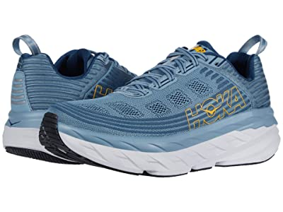 Hoka One One Bondi 6 (Lead/Majolica Blue) Men