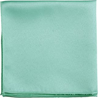 Pocket Square Handkerchief in Solid Colors Sized for Boys and Men by Tuxgear Inc