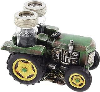 Farm Tractor Salt & Pepper Shaker Set