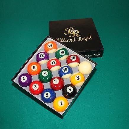 Sport Hochwertiger Queuewandhalterung Für Bis Zu 10 Queues Von Billiard-royal Walnuß