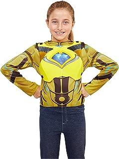 Power Rangers Deluxe Ranger Dress Up Shirt and Chest Armor