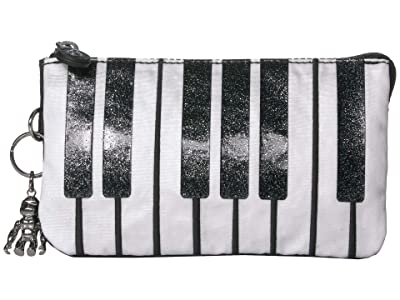 Kipling Creativity Large Pouch (Piano) Clutch Handbags