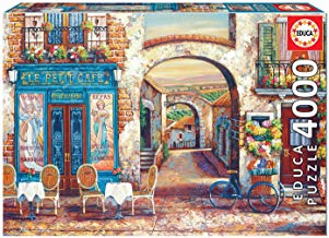 Educa Borras Puzzle Le Petit Café 4000 Piezas (18014)