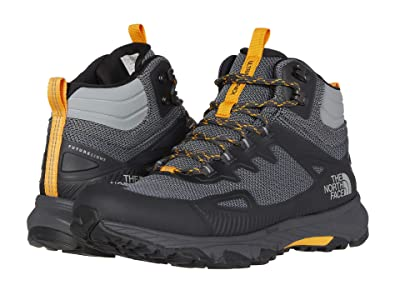 The North Face Ultra Fastpack IV Mid Futurelight (Dark Shadow Grey/Griffin Grey) Men