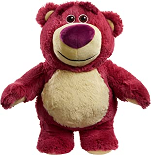 Disney Pixar Toy Story Lotso Plush, Soft Toys Based on Animated Films For Kids 3 Yrs and Up