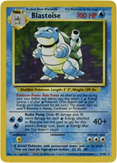 Best base set 2 blastoise Reviews