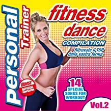 Fitness Dance Compilation Vol 2 Medley: Only Words I Know / Love Generation / Oye el Boom / Don't Cha / Sorry / Hung Up / River / Original Sin / Do Never's You / Go West / It's a Sin / Jump / Let Me Love You / Eyes Without a Face