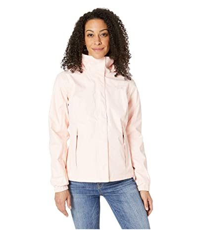 The North Face Resolve 2 Jacket (Pink Salt) Women