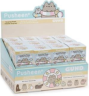 GUND Pusheen Blind Box Series #10 Lazy Summer Plush, 2.75