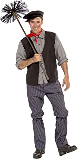 chimney sweep costume prop