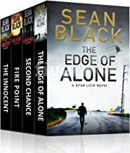 4 Ryan Lock Crime Thrillers: The Innocent; Fire Point; Budapest/48; The Edge of Alone (Ryan Lock & Ty Johnson Boxset Book 2)