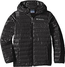 Flash Forward Hooded Down Jacket (Little Kids/Big Kids)