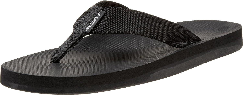 Scott Hawaii Men's Makaha Flip Flop Arched Sandals