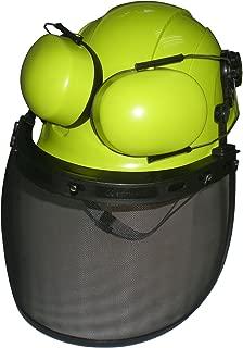 Timber Tuff TMW-09 Loggers Helmet Green